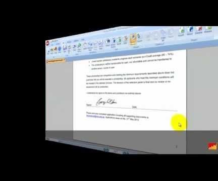 How to Sign PDF File