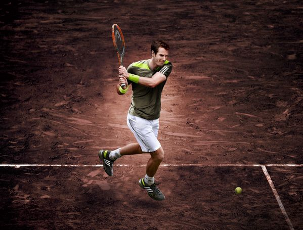 Andy Murray Roland Garros outfit by adidas