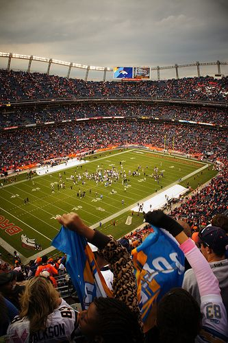 Sports Authority Field at Mile High - Denver (Broncos) Colorado