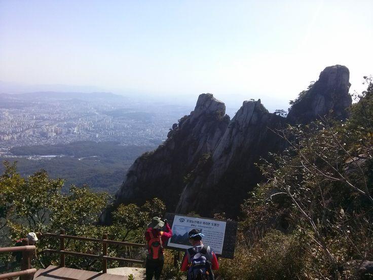 Dobongsan Mt. 도봉산