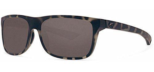 c09fe1c381d Costa Del Mar Ocearch Remora Sunglasses Tiger Shark Gray 580Glass ...