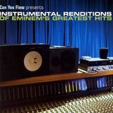Can You Flow Instrumental Renditions of Eminem's Greatest Hits [CD]