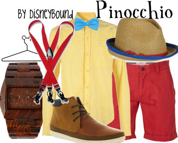 pinocchio l Disney Bound