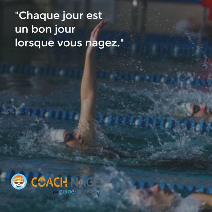Citation natation pour les nageurs !