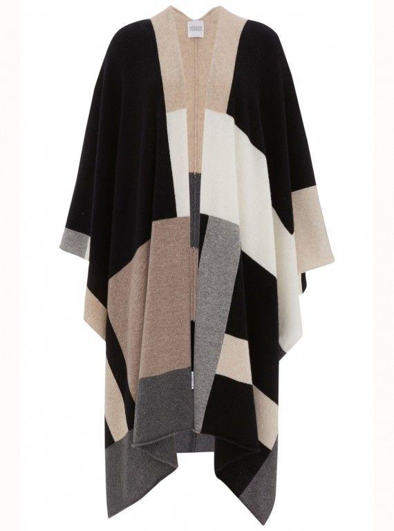 Madeleine Thompson Cashmere Wrap, £405