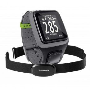 Runners watch GPS TomTom Runner - perfect gift for active Dads!