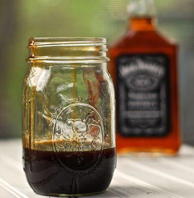 Easy Homesteading: Jack Daniel's Tennessee Whiskey Glaze Recipe