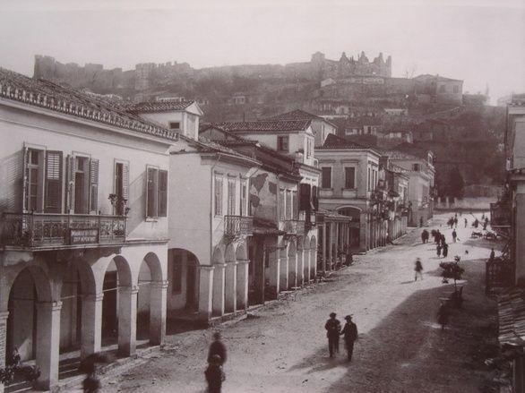 Ο πρώτος δρόμος που εφαρμόστηκε η αρίθμηση σπιτιών στην Πάτρα ήταν η οδός Αγίου Νικολάου. Άγνωστες πτυχές της Πάτρας!