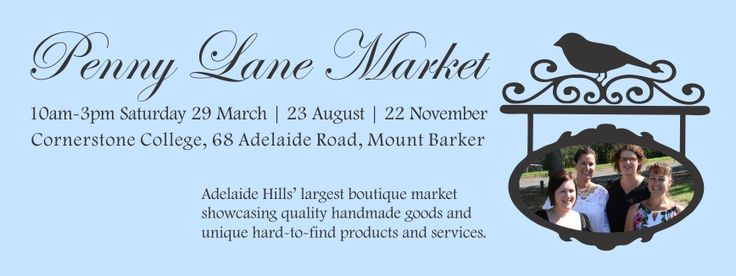 Looking forward to attending March Market