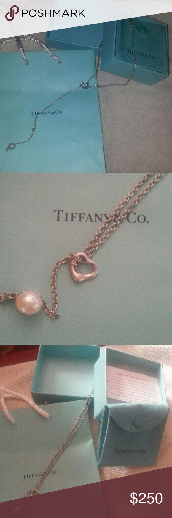 Tiffanys Tiffanys pearl necklace Tiffany & Co. Jewelry Necklaces