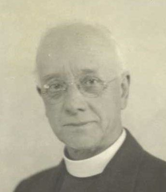 George Dickson Milne Portrait