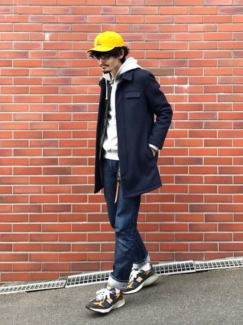 YUTA KABURAGI|A.P.C.のステンカラーコートを使ったコーディネート - WEAR
