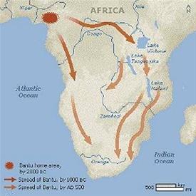 African Migrations - www.mwelase-clan.com