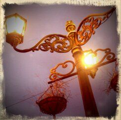 Jogjakarta Lamp