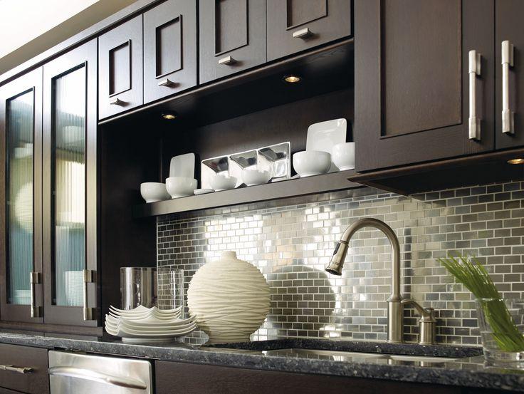26 best Omega/Dynasty Cabinetry images on Pinterest | Küchen design ...