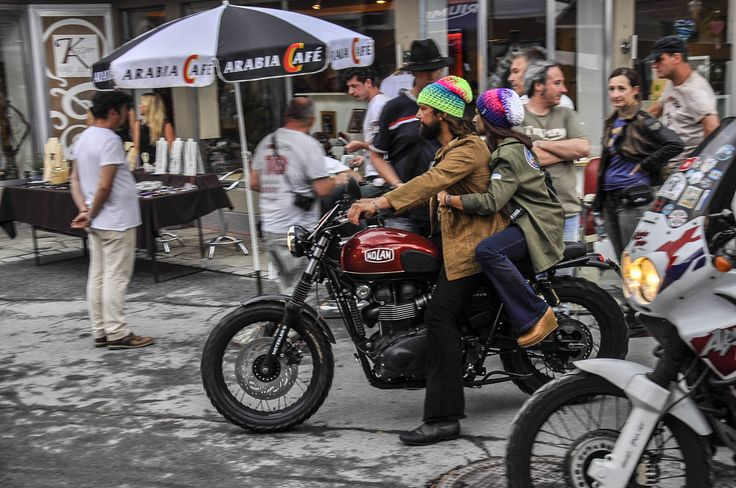 Free Spirits with friends! www.freespirits.it #freespirits #friends #nolan #nolangroup #tridays #tridays2016 #triumphtridays #triumph #event #motorcycles #moto #motorrad