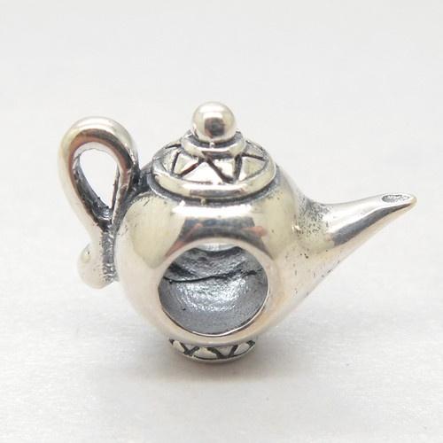 pandora anhänger teekanne