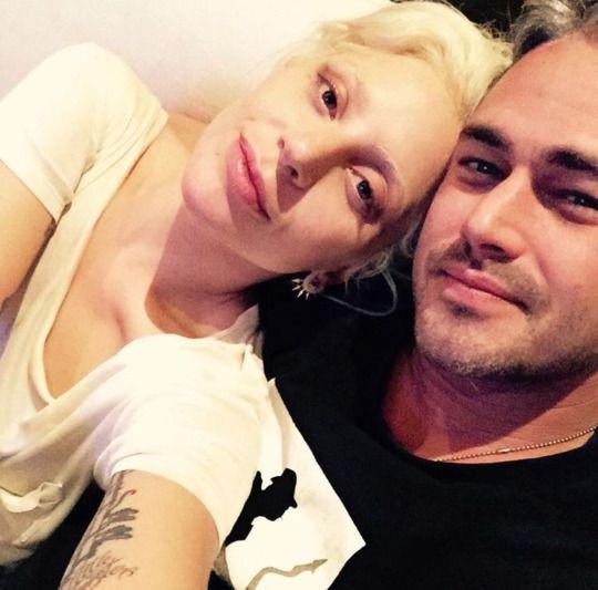 Lady GaGa and Taylor Kinney - November 2015