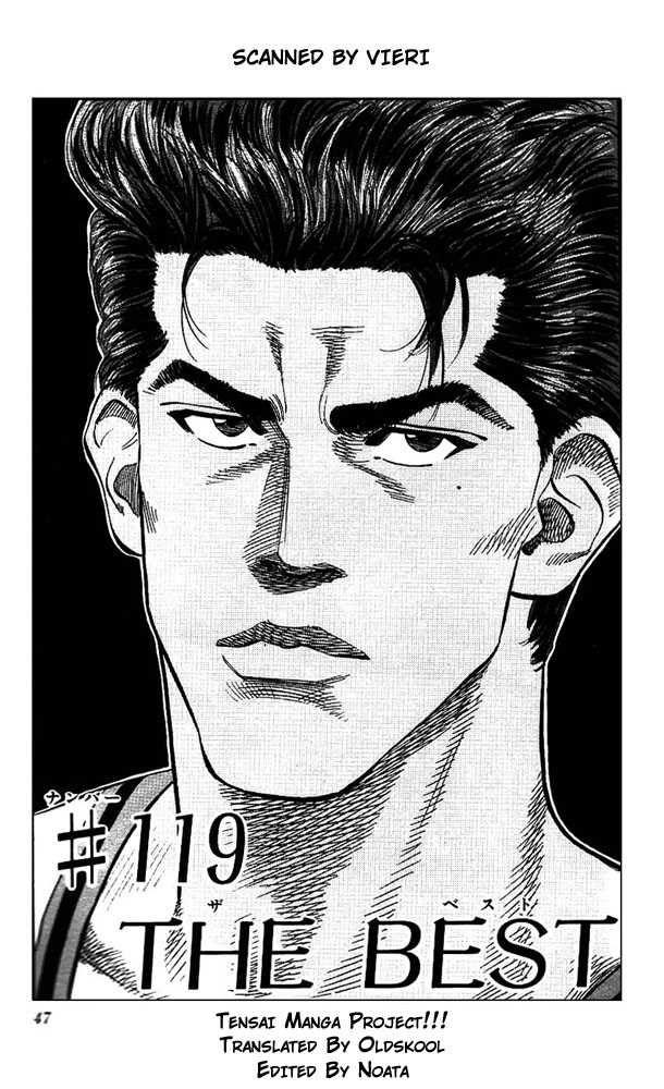 Slam Dunk 119: The Best at MangaFox.me