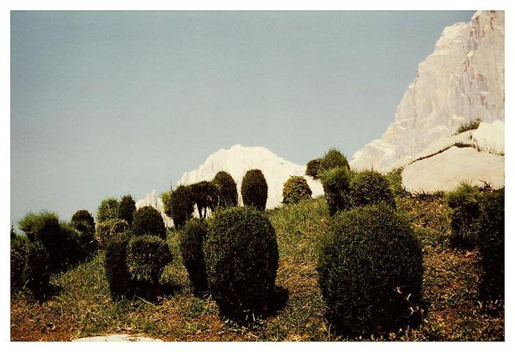 Luigi Ghirri, Rimini, 1977, C-print, 4 x 5 7/8 inches; 10 x 15 cm