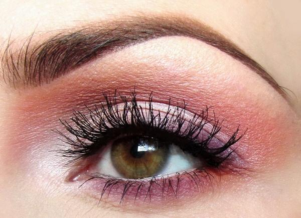 """Pretty Pastel"" springtime makeup"