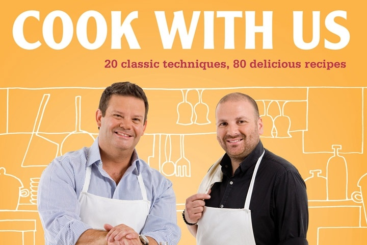 Cook With Us- Gary Mehigan & George Calombaris