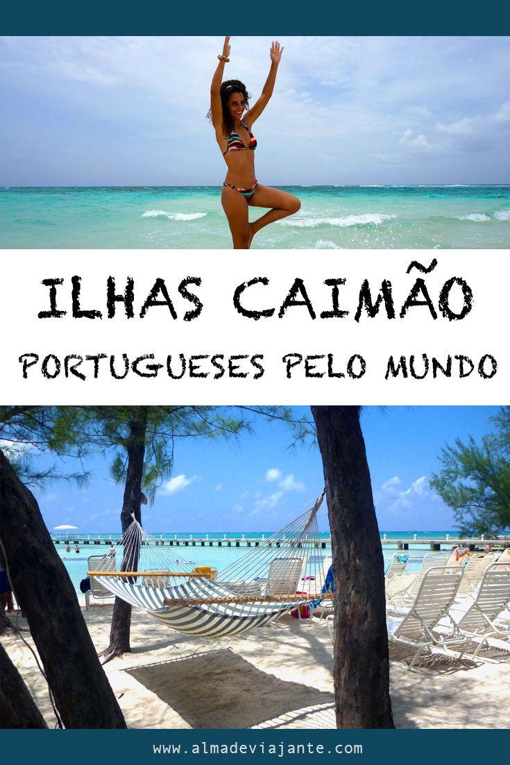 O João e a Sara estiveram a trabalhar e viver nas Ilhas Caimão, Caraíbas, e partilham dicas para conhecer as melhores comidas, atrações e praias das Ilhas Caimão.