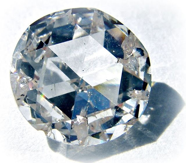 Edible diamonds tutorial ,,Have your bling and eat it too!!  https://www.facebook.com/SuziHomefaker?ref=tn_tnmn