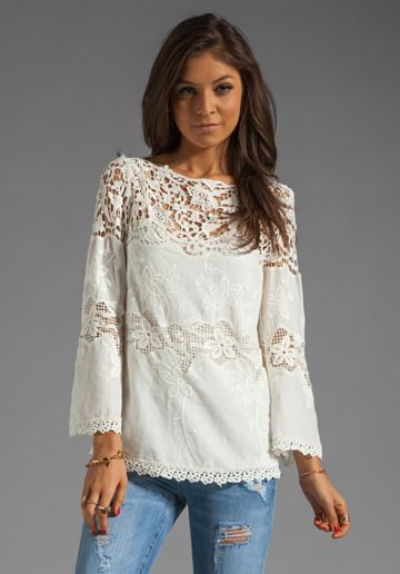 loving this MM Couture by Miss Me Blouse in Camille's closet