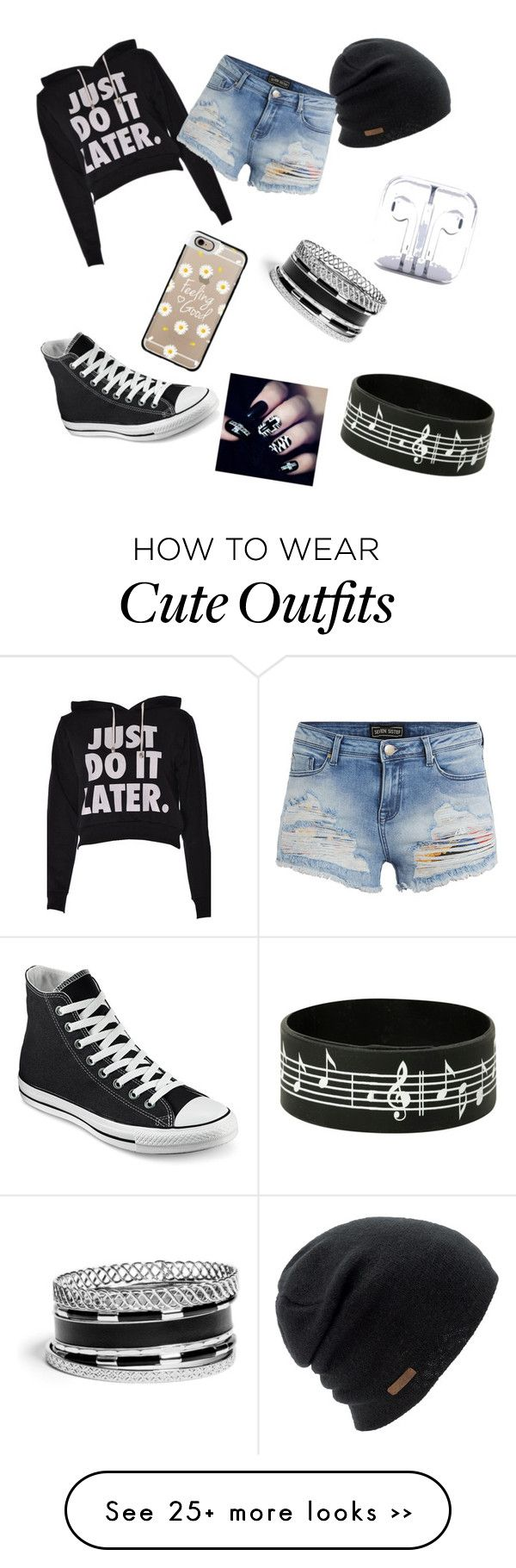 """""""Cute casual outfit"""" by natalie1302 on Polyvore"""