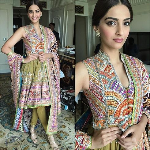 Sonam Kapoor's Appearances Over The Weekend Will Make Your Drool!