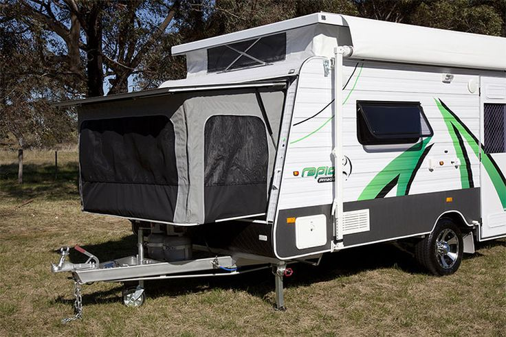 Unique New TRAKMASTER STURT 13396quot Custom OffRoad Caravans For Sale