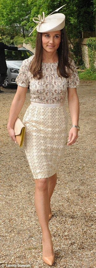 10 best images about guest attire on pinterest portal for Beige dress for wedding guest