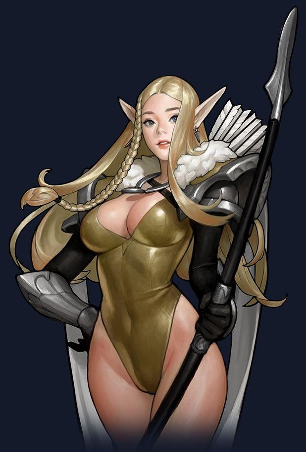 HU_Nordic Elven Arrow Celine