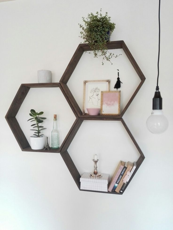 Modern bee cubes with a vintage touch 😍