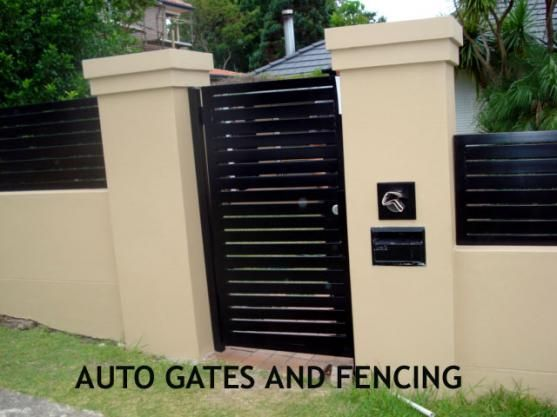 Fence And Gate Design Ideas | Rolitz | Other... | Pinterest ...