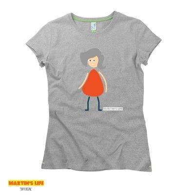 Mum | Martin's Life t-shirts from HairyBaby.com