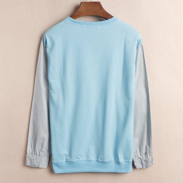 F10 2016 года весной и большой размер женщин жир ММ шить свободные, случайные свитер - Taobao