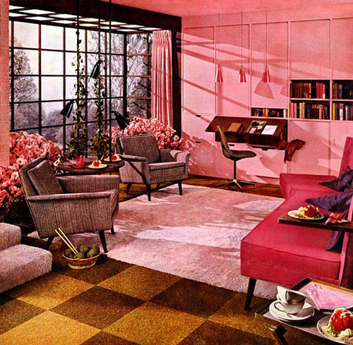 50 S Home Decor 3 By Stranger Than You Dreamt It88 Via Flickr