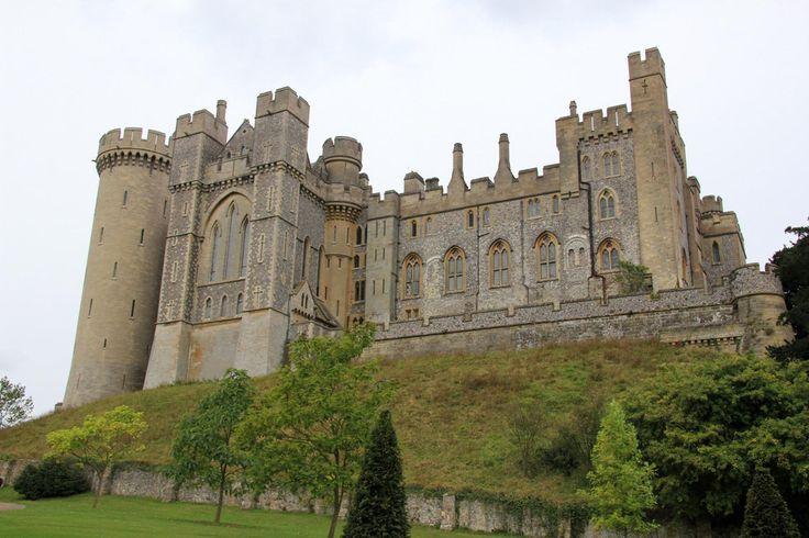 Arundel Citadel, Sussex, England