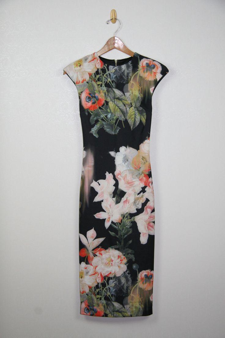 Ted Baker Opulent Bloom Dress