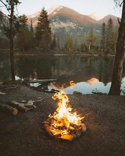 Dream camping trip