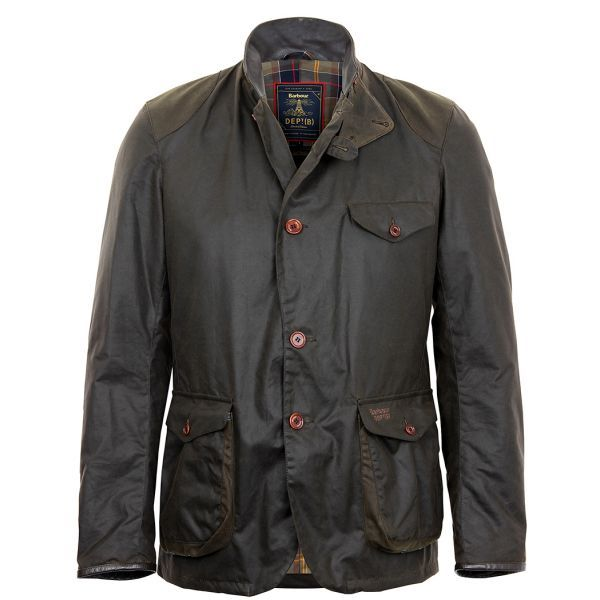 "Veste Barbour Dept.(B) Commander Jacket olive ""James Bond Skyfall """