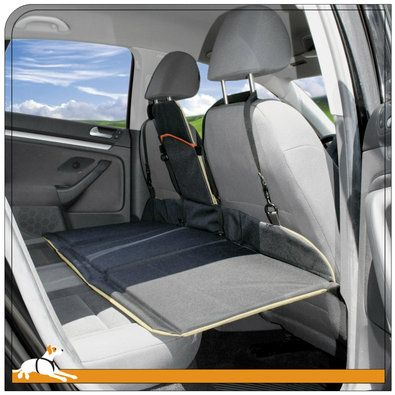 Backseat Bridge | Extend Backseat for Pet Comfort & Safety