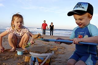 More families take home a holiday - batteries deliberately not included