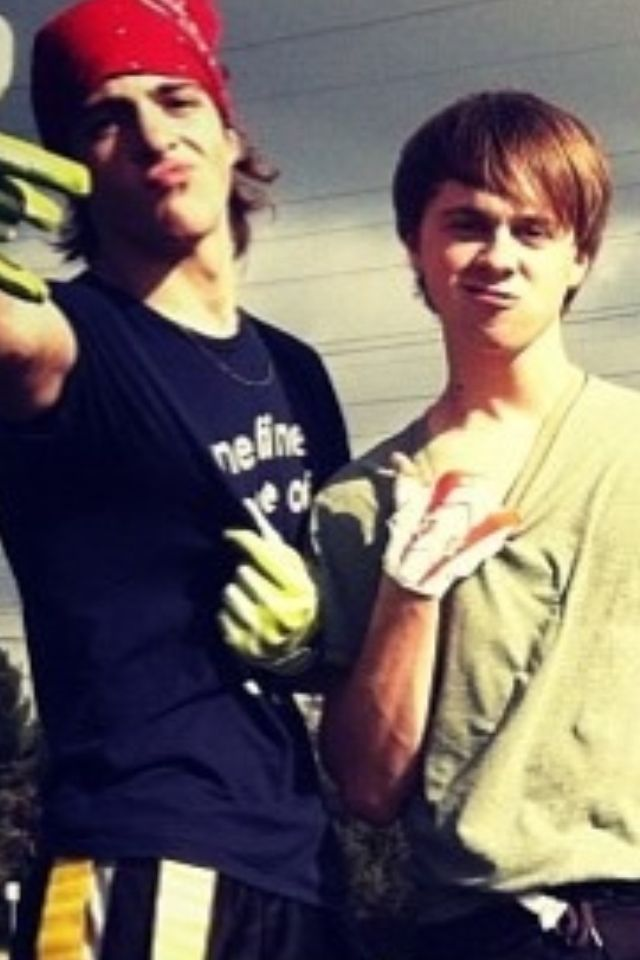 Classic Rocky and Ratliff. These are the kind of things that brighten people's days. ❤️