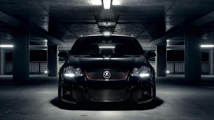 VW Golf GTI Pictures For Desktop And Wallpaper