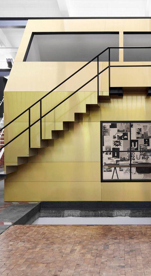 Halle A by Designliga