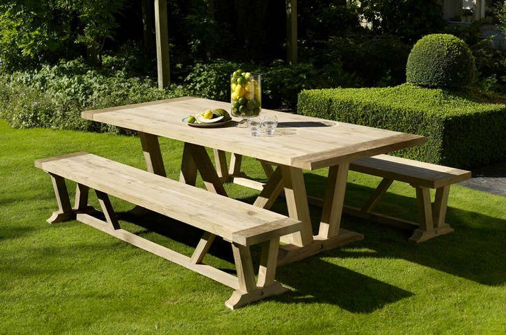 Bramblecrest Kuta Reclaimed Teak Bench Link: http://www.hayesgardenworld.co.uk/product/bramblecrest-kuta-reclaimed-teak-bench