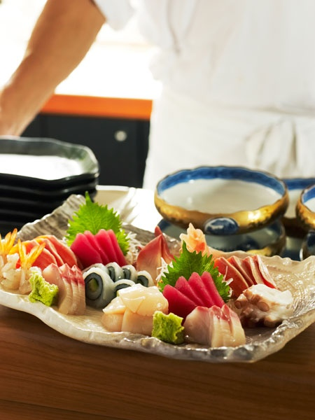 TEPPANYAKI ANYONE?  Yamagen Japanese Restaurant, QT Gold Coast, Australia